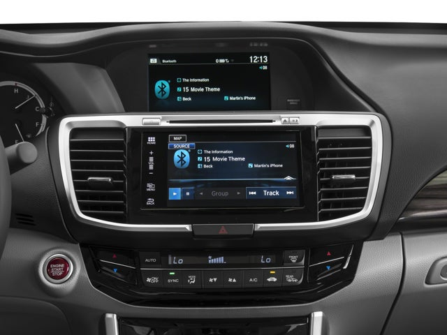 2016 Honda Accord Ex L W Navigation And Sensing In Cohoes Ny